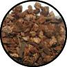 Material para composto - casca de pinheiro